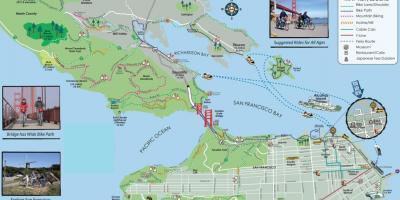 San Francisco bike tour map - Map of San Francisco bike tour ... on oregon city bike map, germany bike map, saint paul bike map, angel island bike map, bellingham bike map, dallas bike map, toronto bike map, portland bike map, tigard bike map, athens bike map, hawaii bike map, northern virginia bike map, bay area bike map, longmont bike map, tampa bike map, atlanta bike map, key west bike map, st. louis bike map, ohio bike map, sunnyvale bike map,